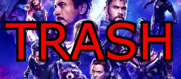 The Avengers: Endgame is a Bad Movie. Stop Lying to Yourself.