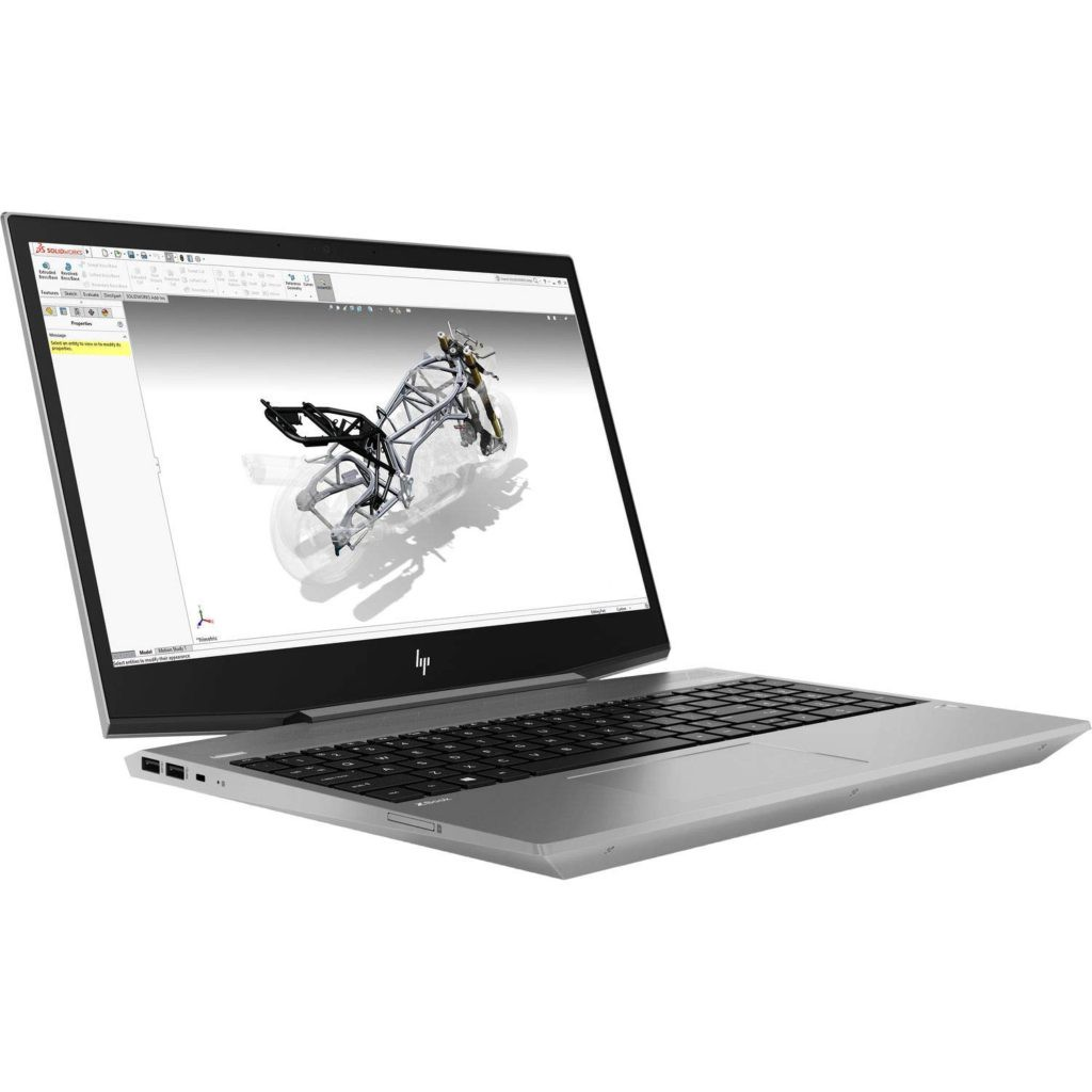 HP ZBook g5 laptop