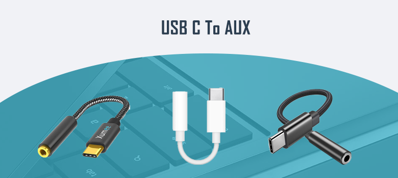 USB C To AUX, USB type C To AUX, usb c to 3.5mm, usb c to aux, usb c to headphone jack,