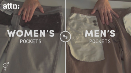 The Bewildering and Sexist History of Women's Pockets