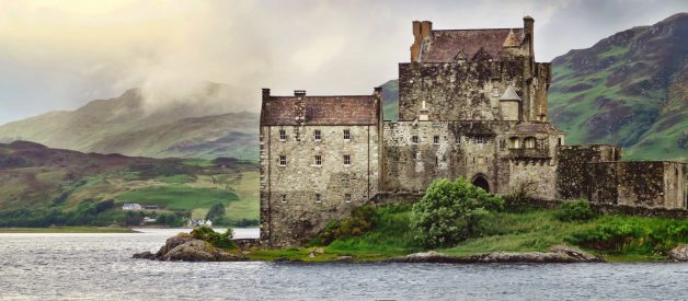 The British Love Affair with a Castle Fictional People Had Sex in 1,500 Years Ago