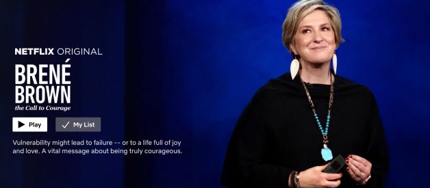 The Call to Courage — Surprising Takeaways from a Conversation with Brené Brown