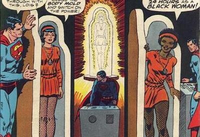 The complicated case for a black Superman