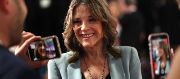 The Cult of Marianne Williamson Shows Nothing Has Changed