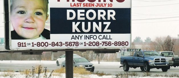 The Disappearance of DeOrr Kunz Jr.