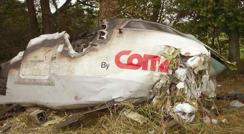 The Fallible Mind: The crash of Comair flight 5191