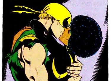 The First Interracial Kiss in Comic Books