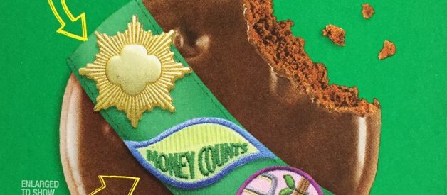The Great Girl Scout Cookie Racket