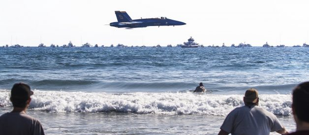 The Great Pacific Airshow in Huntington Beach has a new pilot, brings many new ways to enjoy the event