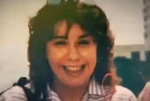 Taunja Bennett, the first known victim of the Happy Face Killer in January 1990.