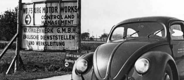 The History of the Volkswagen Company