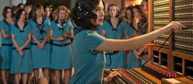 The Importance of Netflix 'Cable Girls'