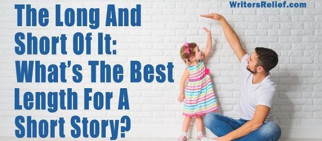 The Long And The Short Of It: What's The Best Length For A Short Story?