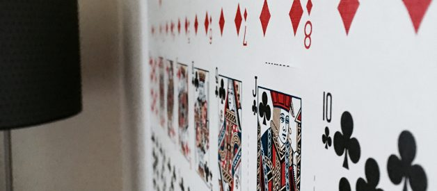 The Mathematics Of Playing Cards.