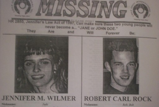 Jennifer Wilmer vanished from the northern California town of Arcata in 1993.