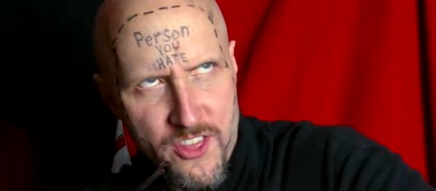 The odd review of Nostalgia Critic's The Wall