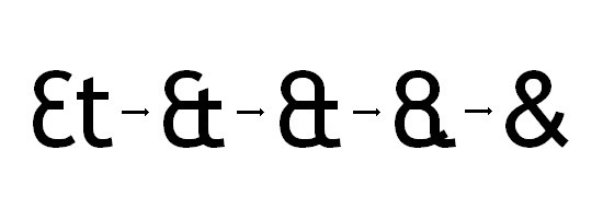 The (Old) 27th Letter of the English Alphabet