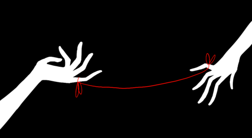 The Red Thread of Fate.