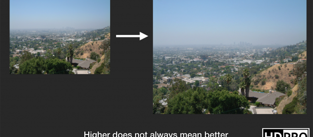 The Relationship Of Image Quality And Image Resolution