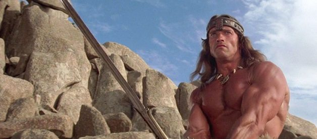 The Riddle of Steel   The Philosophy of Conan The Barbarian