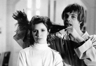 The Secret To Carrie Fisher's Famous Princess Leia Hair Buns