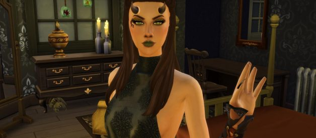 The Sims 4 Supernatural: A Look At The Witch Life State
