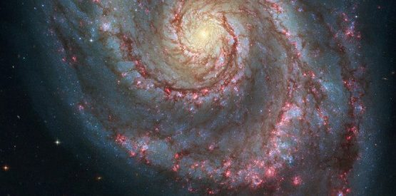 The spiral: the eternal sign of the creative and organising principle at work in the universe