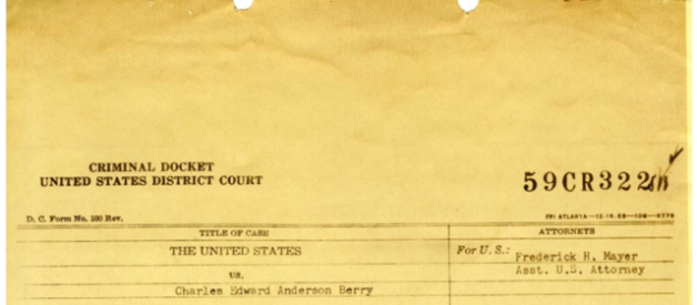 The Trial of Chuck Berry