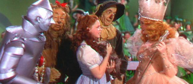 The True Nature of Glinda the Good in the Wizard of Oz