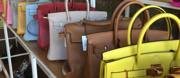The Truth About Counterfeit Luxury Handbags
