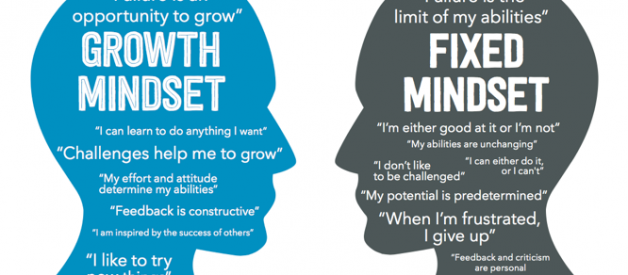 The Two Mindsets that Determine our Destinies