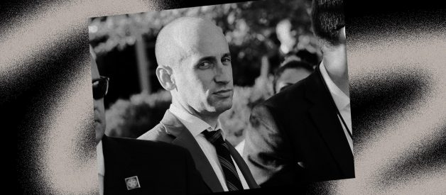 The White Nationalist Education of Stephen Miller