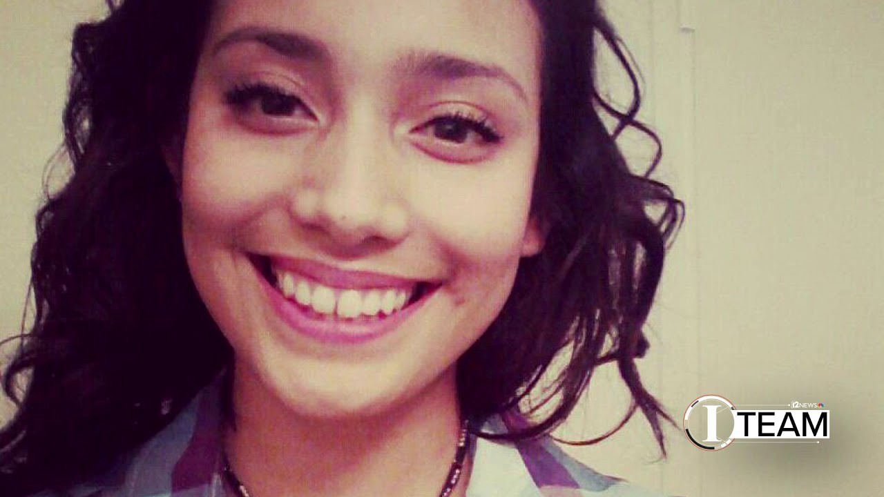 Adrienne Salinas, 19, vanished on June 15, 2013, while walling to a nearby gas station in Tempe, Ariz.