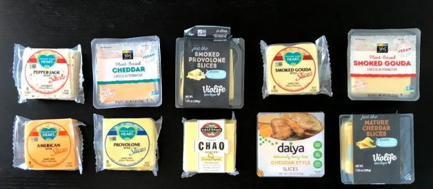 These Are the Best Vegan Cheese Slices