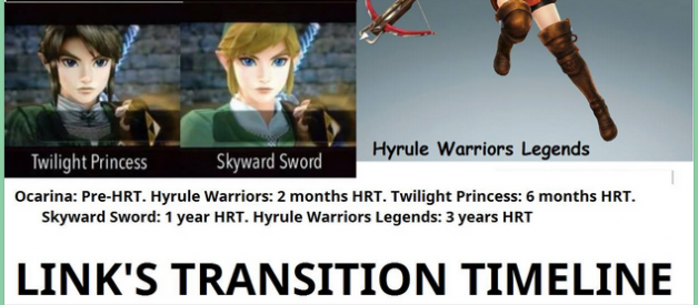These Nintendo Characters are Canonically Transgender or Nonbinary