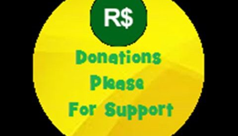 Three Simple Ways of Donating Robux