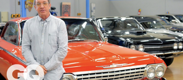 Tim Allen's Celebrity Car Collection