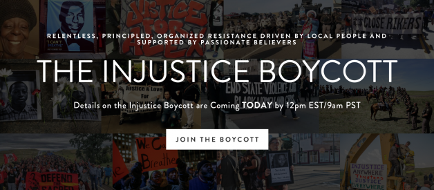 Today We Launch the Injustice Boycott in Standing Rock, San Francisco, and New York City