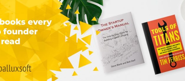 Top-10 Books Every Startup Founder Should Read