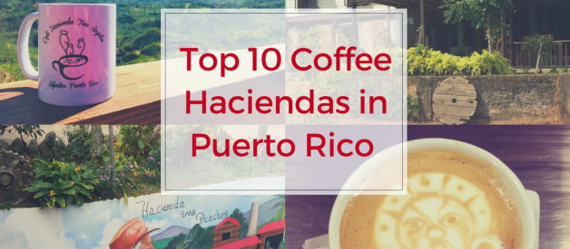 Top 10 Coffee Haciendas in Puerto Rico