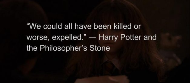 Top 10 Magical Quotes from Harry Potter