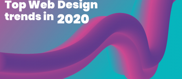 Top 11 web design trends to rule in 2020