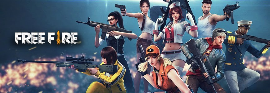 Free Fire Game Characters