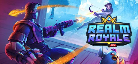 Realm Royale, a battle royale game for weak pc