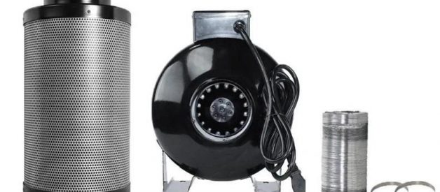 TOP 5 Best carbon filter and inline fan Reviews