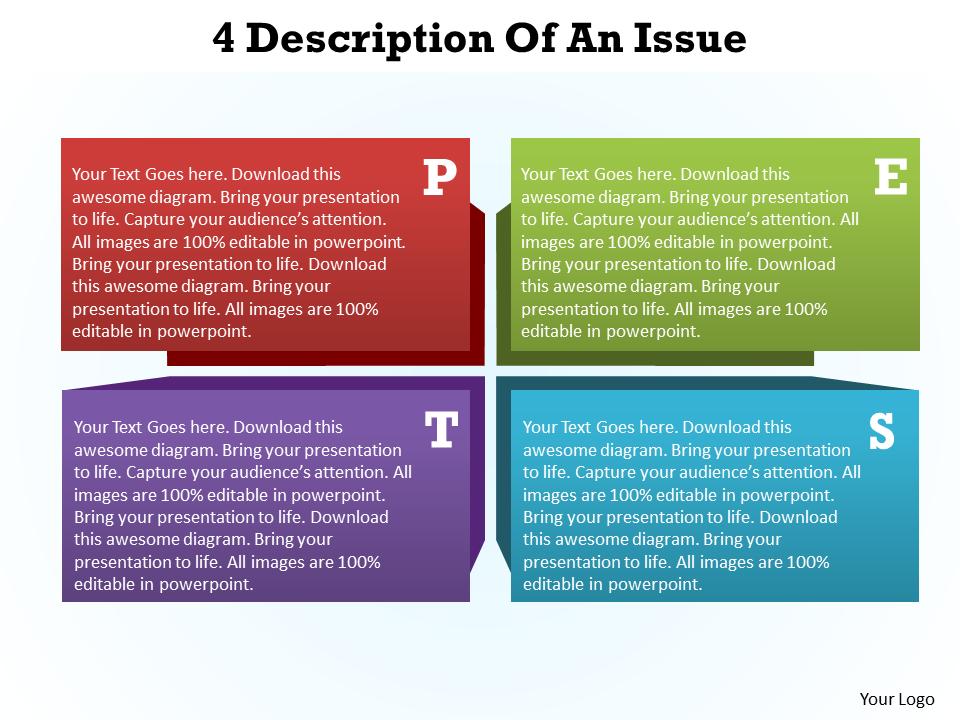 Issue Pestel Analysis