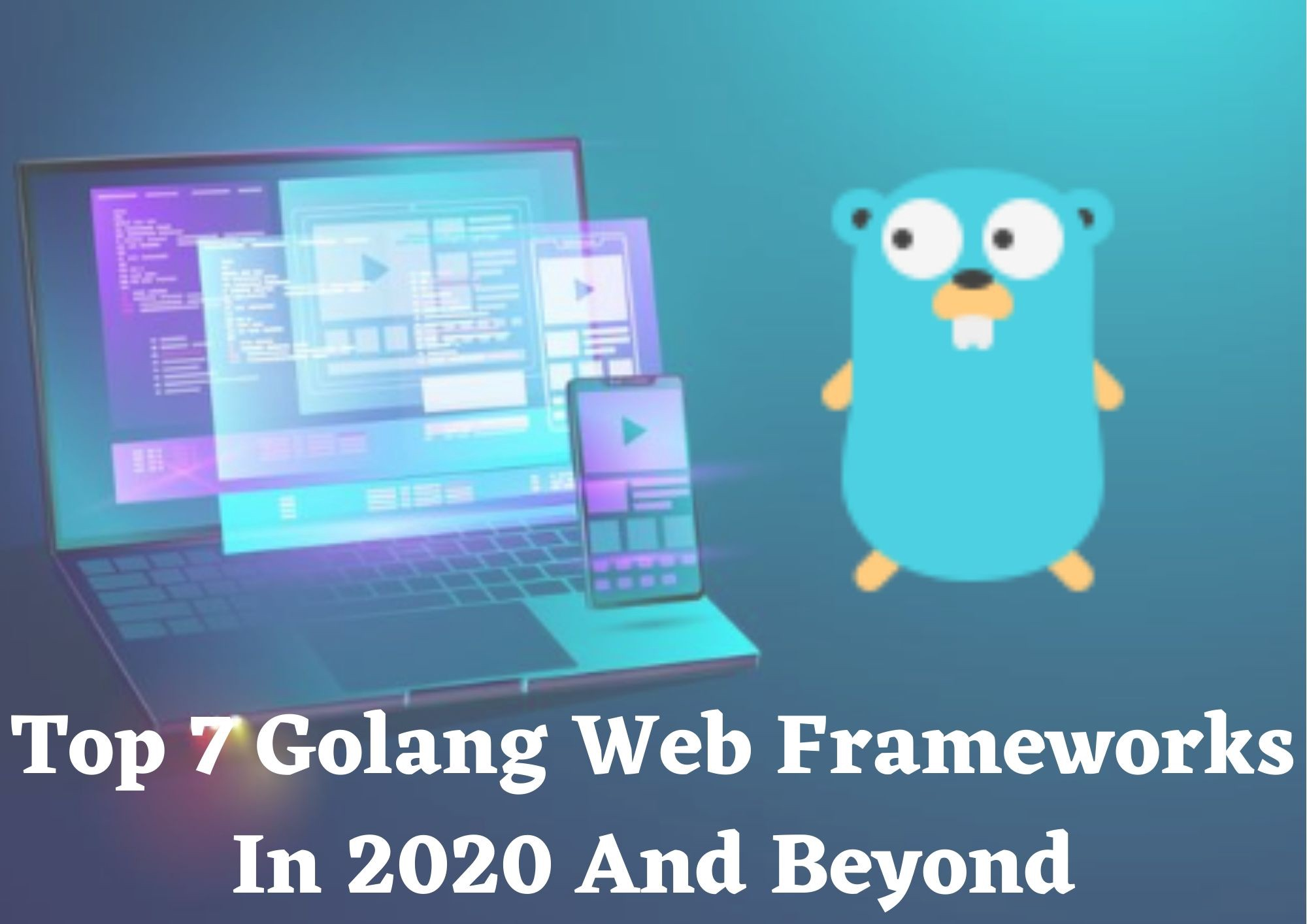 Golang Web Frameworks