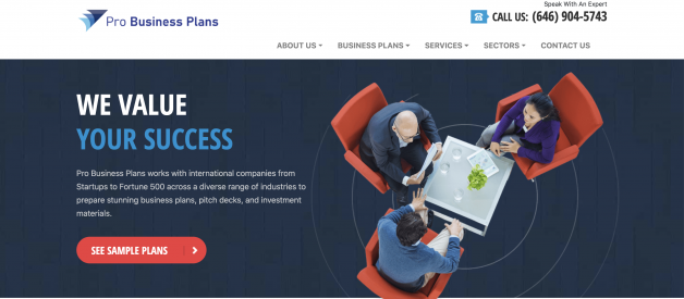 Top Business Plan Writers — Best Ranked Firms 2020