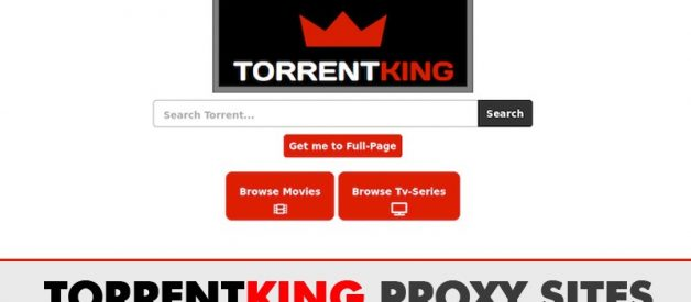 TorrentKing Proxy and TorrentKing Alternatives in 2020