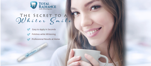 Total Radiance Teeth Whitening Pen Reviews — Side Effects, Scam?